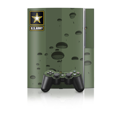 PS3 Skin - Pull The Lanyard