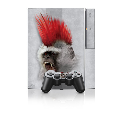 PS3 Skin - Punky