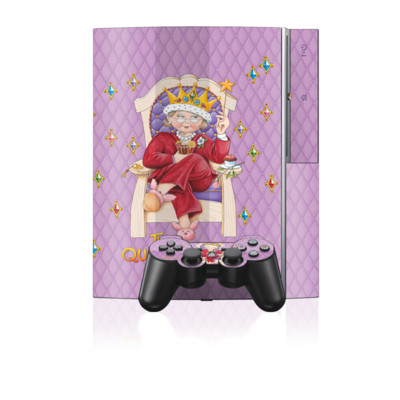 PS3 Skin - Queen Mother