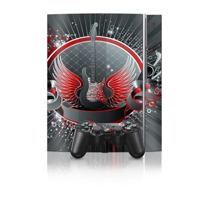 PS3 Skin - Rock Out