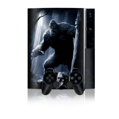 PS3 Skin - Sasquatch