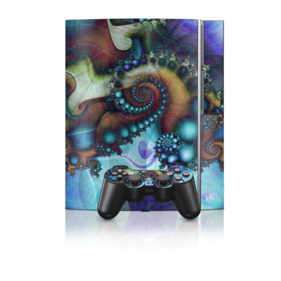 PS3 Skin - Sea Jewel