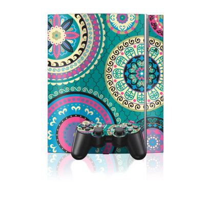 PS3 Skin - Silk Road