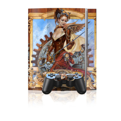 PS3 Skin - Steam Jenny