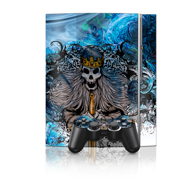 PS3 Skin - Skeleton King