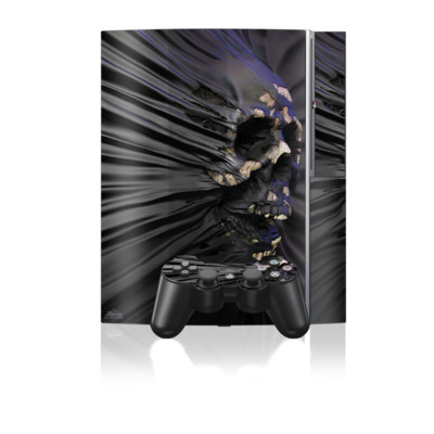 PS3 Skin - Skull Breach