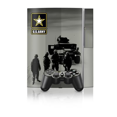PS3 Skin - Soldiers All