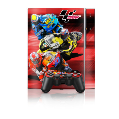 PS3 Skin - Speed Collage