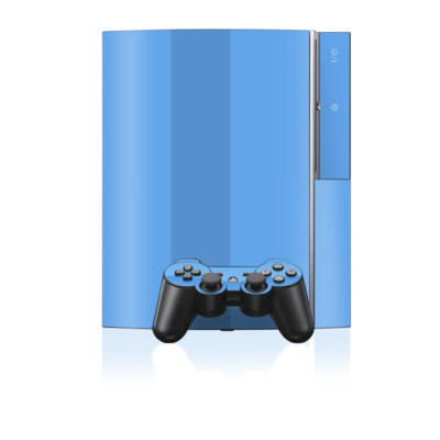 PS3 Skin - Solid State Blue