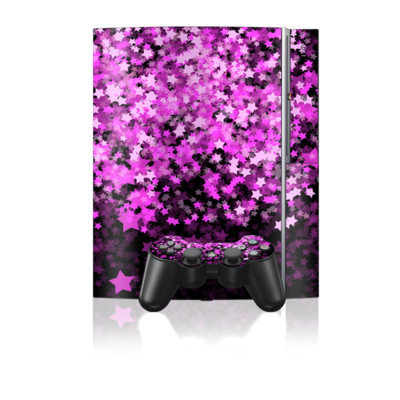 PS3 Skin - Stardust Summer