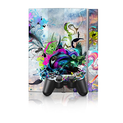 PS3 Skin - Streaming Eye