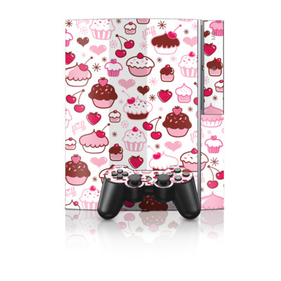 PS3 Skin - Sweet Shoppe