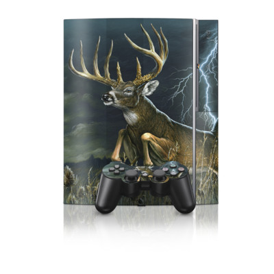 PS3 Skin - Thunder Buck