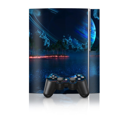 PS3 Skin - Thetis Nightfall