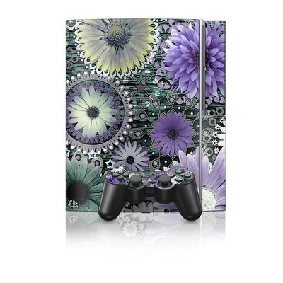 PS3 Skin - Tidal Bloom