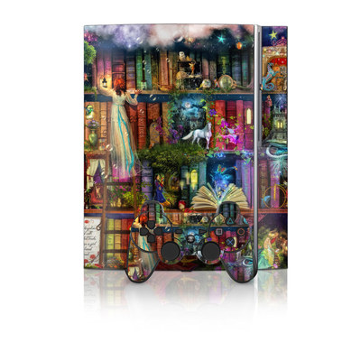 PS3 Skin - Treasure Hunt