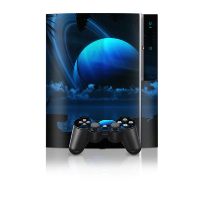 PS3 Skin - Tropical Moon