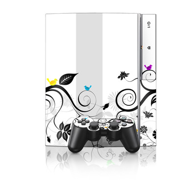 PS3 Skin - Tweet Light