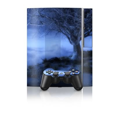 PS3 Skin - World's Edge Winter