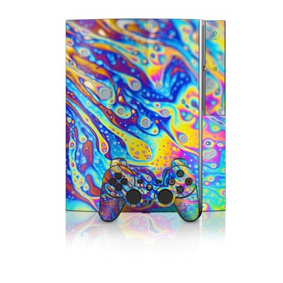 PS3 Skin - World of Soap