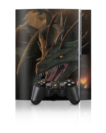 PS3 Skin - Annihilator