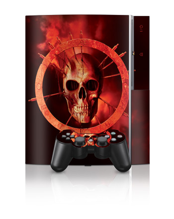 PS3 Skin - Blood Ring