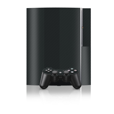 PS3 Skin - Carbon