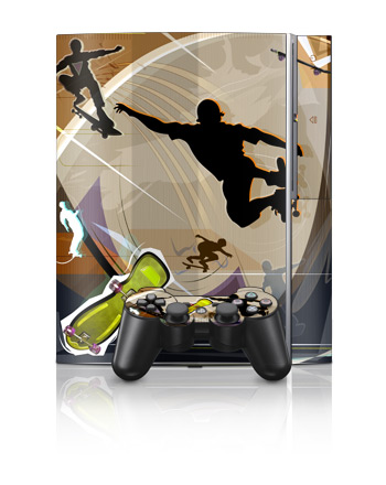 PS3 Skin - Dogtown