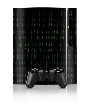 PS3 Skin - Matrix Style Code