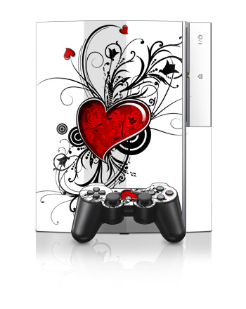 PS3 Skin - My Heart