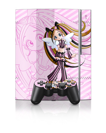 PS3 Skin - Sweet Candy