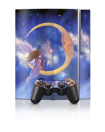 PS3 Skin - Star Kiss