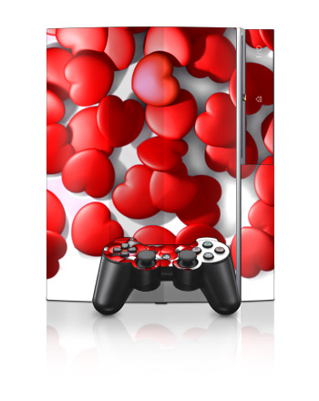 PS3 Skin - Sweet Heart