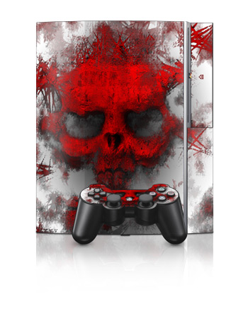 PS3 Skin - War Light