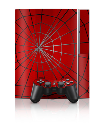 PS3 Skin - Webslinger