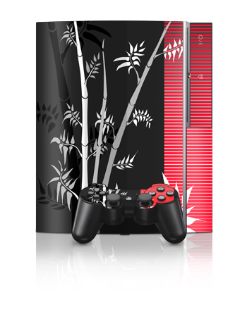 PS3 Skin - Zen Revisited