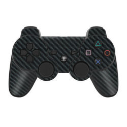 PS3 Controller Skin - Carbon