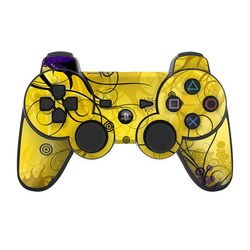 PS3 Controller Skin - Chaotic Land