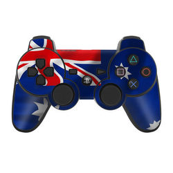PS3 Controller Skin - Down Under