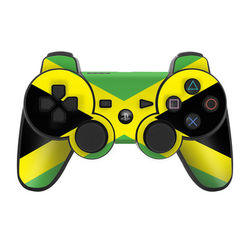 PS3 Controller Skin - Jamaican Flag