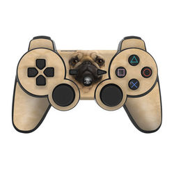 PS3 Controller Skin - Pug
