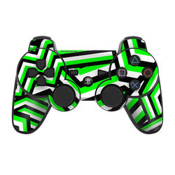 PS3 Controller Skin - Shocking