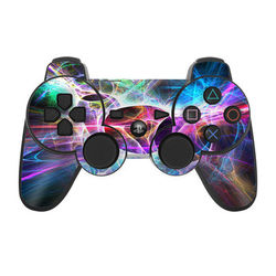 PS3 Controller Skin - Static Discharge