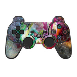 PS3 Controller Skin - Universe