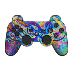 PS3 Controller Skin - World of Soap