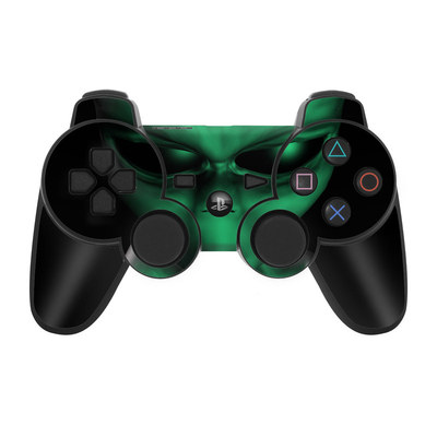 PS3 Controller Skin - Abduction