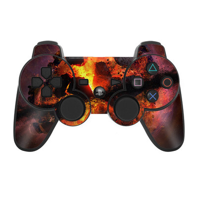 PS3 Controller Skin - Aftermath