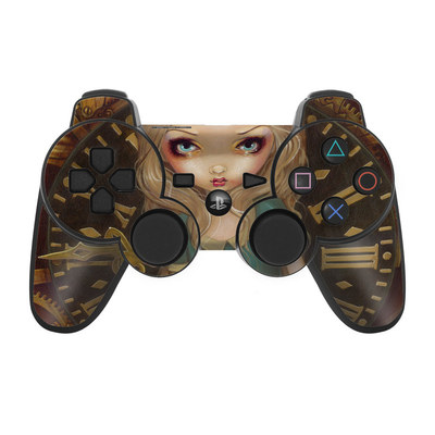 PS3 Controller Skin - Alice Clockwork