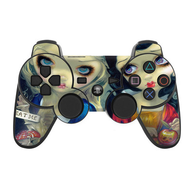 PS3 Controller Skin - Alice & Snow White