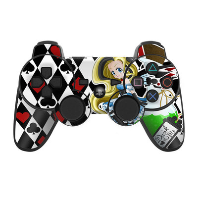 PS3 Controller Skin - Alice